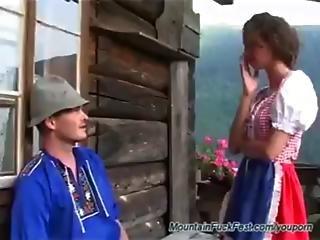 Anal, Nique, Montagne, Brusque