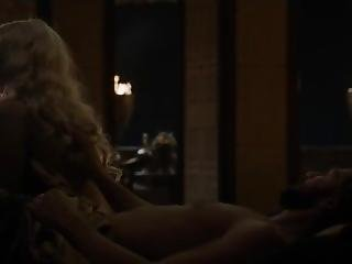Emilia Clarke Short Sex Scene In Game Of Thrones (s5e7)