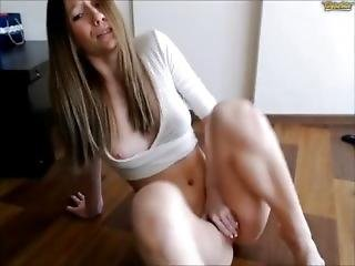 Girl Of Your Dreams Orgasms Uncontrollably