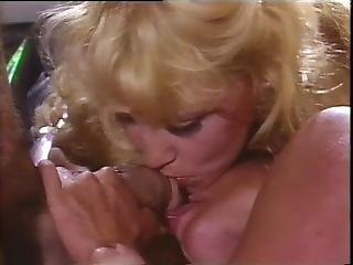 Lucky Guy Fucks Two Blondes