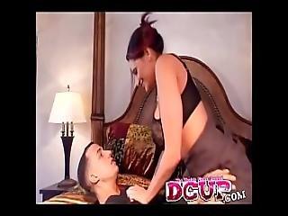 Busty Milf Ava Lauren Rides A Cock