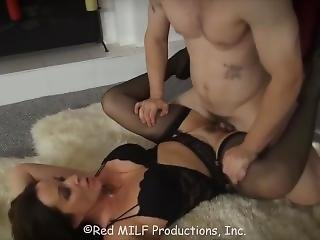 Passion Of Stepmother And Son