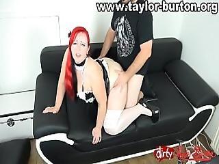 Taylor Burton Sucking Bitch