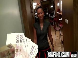 Mofos   Public Pick Ups   Barmaid Wants The Tip %2C Marie Getty