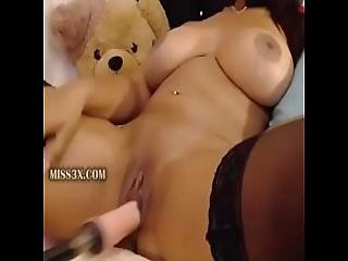 Her Best Sex With Fuck Machine Relax And Get Pleasure