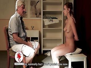 Teen Slut Introduced To Bdsm