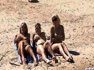 The Lake Is One Of Our Favorite Places To Meet Bronzed Bitches Showin Their Shit Off Running In Packs But Having Nowhere In Particular To Be Most Importantly However Is That They Re Easily Enticed By Beer And A Boat Ride The Topless Sunsluts We Found On T