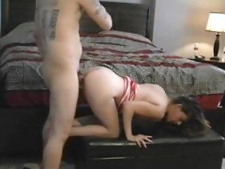 Homemade Vol Scene Isabellas Ass Covered In Cum