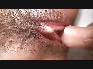 Pretty Busty Japanese Milfs Hairy Cunt Creampied