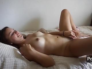 Amatør, Babe, Brunette, Krem, Creampie, Sædshot, Sex, Sex Film, Små Bryster, Ung