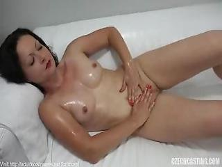 Czech Amateur Marie Fucks On Casting