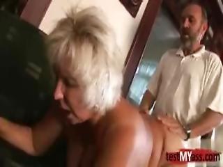 Big Tits Pornstar Dp And Cumshot