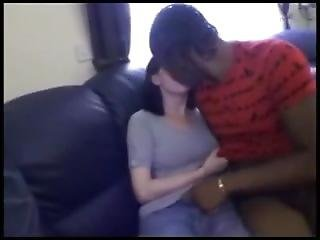 British Wife Filmed By Hubby While Doing Her First Bbc
