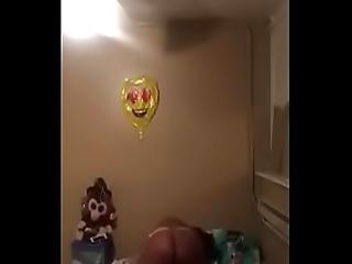 Ebony Gives Head And Gets Fucked 3