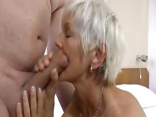 Hungarian Granny Loves Getting Fucked