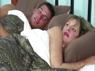 Step-son Time-stops Big Tit Milf