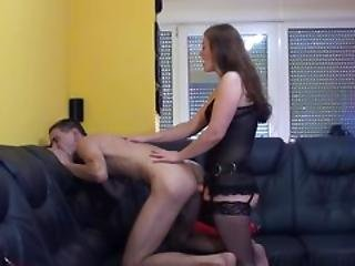 Strapon By Teen Mistress
