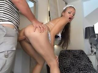 Exploited Filled Up With Jizz And Fired