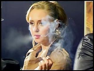 Babe, Fetish, Smoking