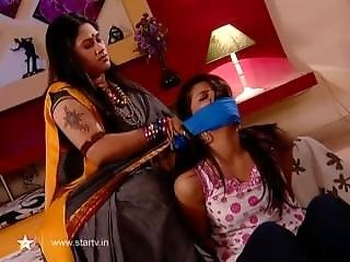 Indian Gagged