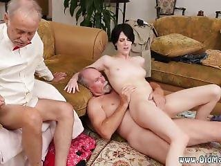 Old Guy Fucks Young Brunette And Teen Webcam Old Guy Frankie Heads Down