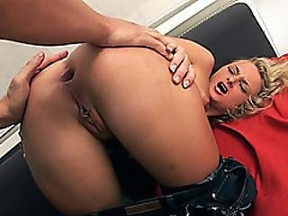 Ivana Sugar Fucked Hard In The Ass By Angry Boyfriend