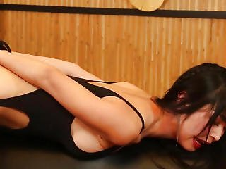 Oriental Sub Fucked After Corporal Castigation