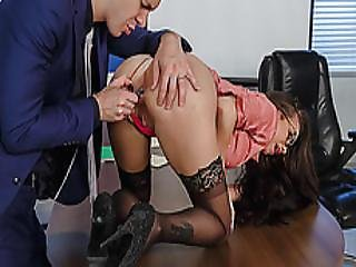 Markus Dupree Plays Raven Bay Anal Plug As She Bend Over
