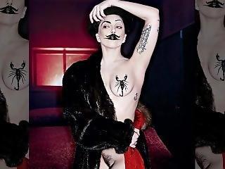 Lady Gaga Naked Hairy Pussy Pics