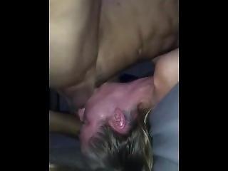 Insane Throat Bulging! As Deep As I Can Go!