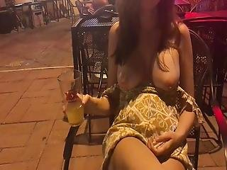 Friends Gf Get All Out On Vacation
