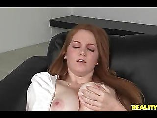Morning Exercise Is Self Big Tits Sucking And Cunt Fingering