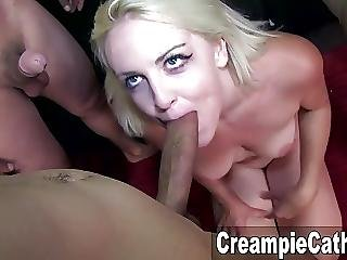 Creampie Gangbang For Marilyn