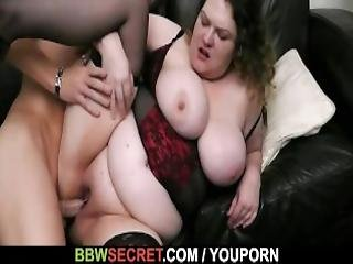 He Cheats With Big Boobs Plumper