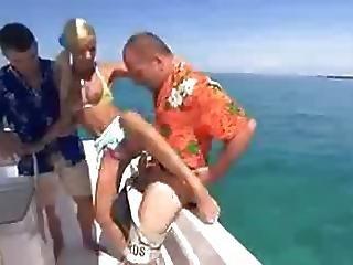 ベビー, ビーチ, ブロンド, ボート, ハードコア, 3P