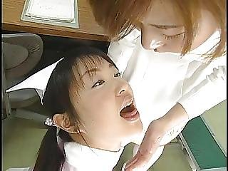 Japanese Nurse And Nun Collect And Swap Cum