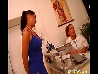 Real Dirty Clinic Sex