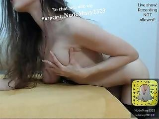 Cytherea Squirts A Creampie