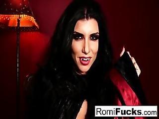 Romi The Busty Vampire