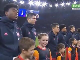 Apxe Tottenham Bayern