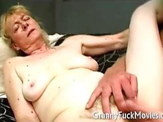 Dirty Hairy Granny Whore Carla