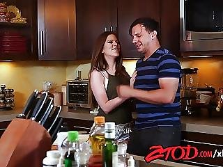 Stacey Levine Gets Fucked Deeply By Her Best Friends Dad