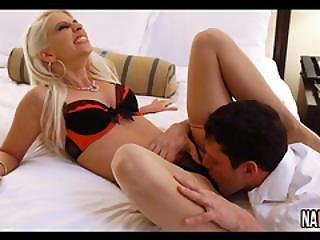 Blonde Bombshell Hooker Jessie Volt