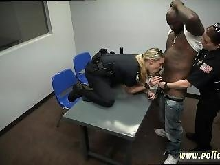 Black Chastity First Time Milf Cops