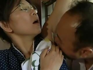 Japanese Licking Sweat Armpit Hairt
