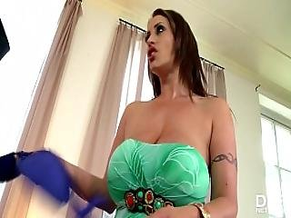Busty Milf Eva Notty Gets Fucked Real Hard By Bra Salesman