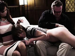 Alex Fucking Experience With Her New Parents
