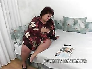 Obese Prostitute Calls Two Young Whore Boys
