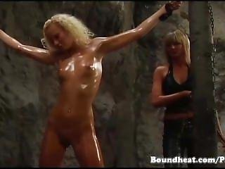 Auction Slave Girls Prepped For Sex Slave Sell
