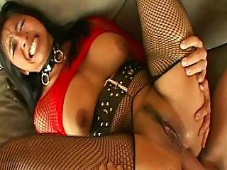 Big Titted Young Tiny Asian In Lingerie Shaved Pussy Fucked Deep Hard Cumshot